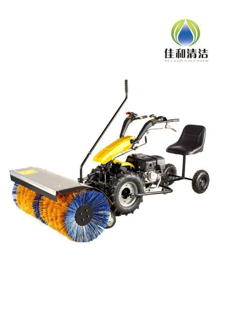 乐洁CPX驾驶式扫雪机