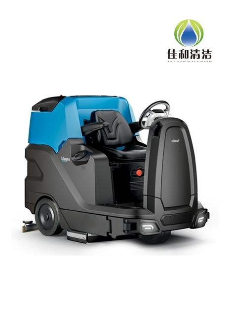 驾驶式洗地机像开车一样吗