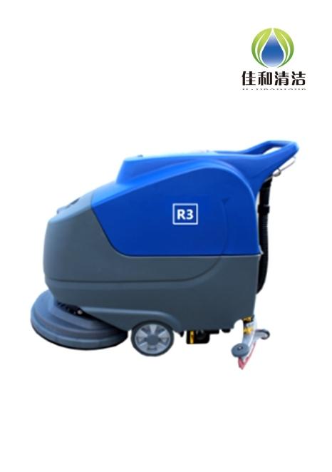 洗地机新机器使用前的常规检查