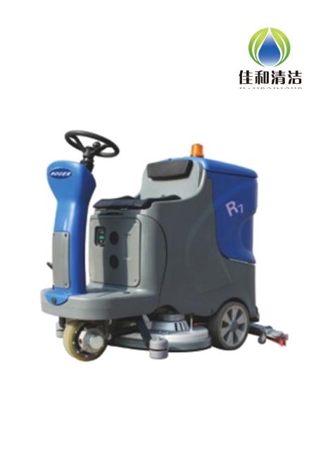 是什么导致驾驶式洗地机使用时间短